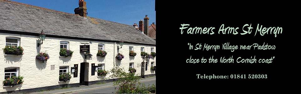 Farmers Arms St Merryn North Cornwall