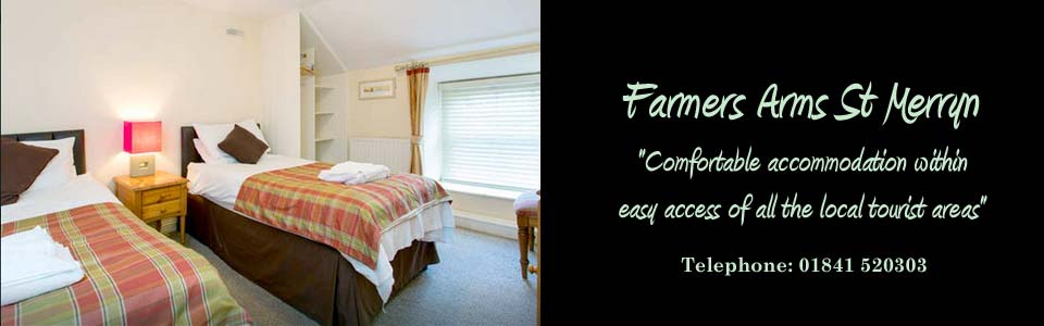bed & breakfast Padstow